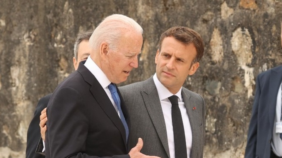 Γαλλία: Κατηγορεί για  «ανακολουθία» τις ΗΠΑ  μετά την ανακοίνωση του συμφώνου με Αυστραλία και Βρετανία