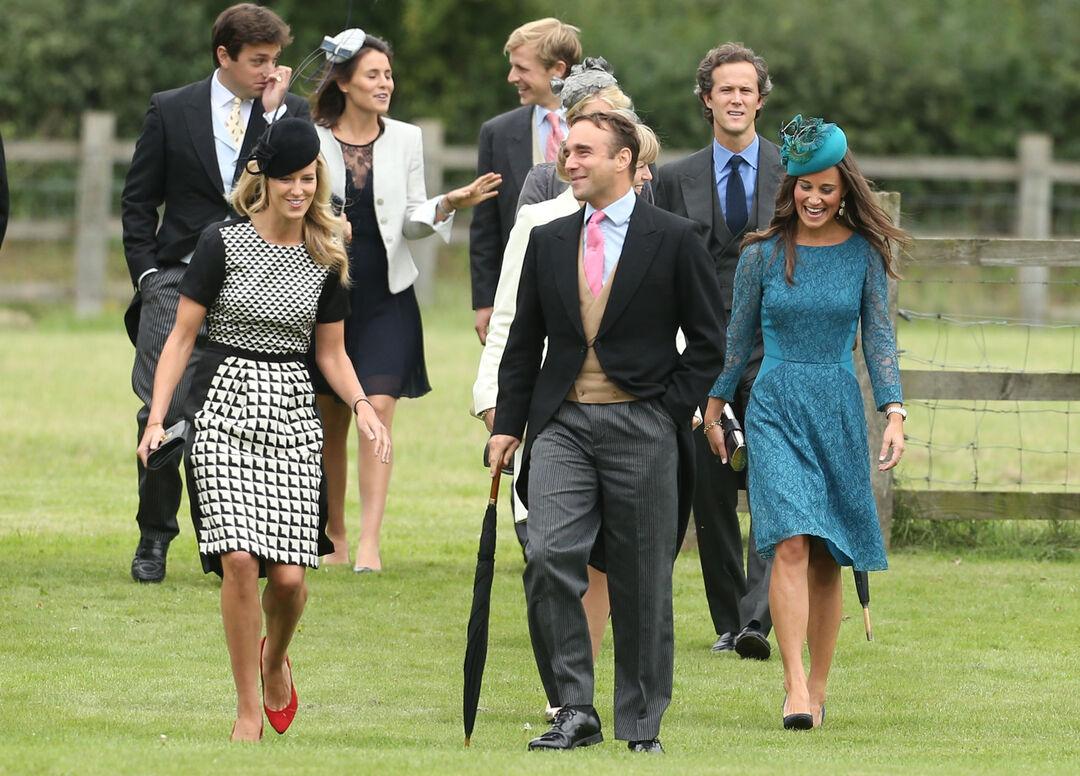 Η Pippa Middleton δεν είναι Δούκισσα αλλά ντύνεται σαν να ήταν μία