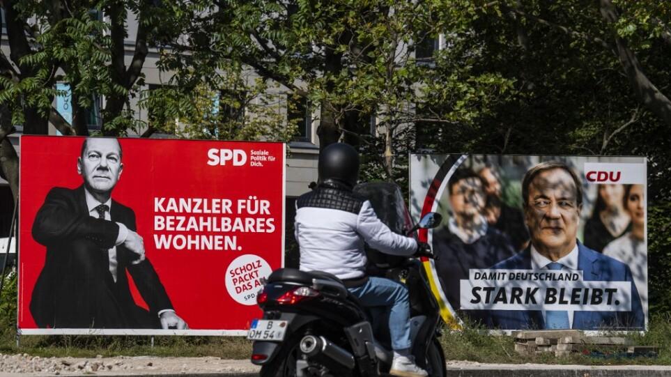 Δημοσκόπηση-βόμβα στη Γερμανία: Δεν έχει κριθεί η πρωτιά στις εκλογές, δηλώνει το 55% των ψηφοφόρων