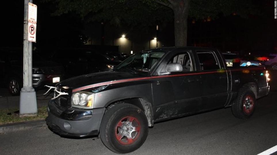 ΗΠΑ: Συνελήφθη κοντά στο Καπιτώλιο 44χρονος με ξιφολόγχη και ματσέτα