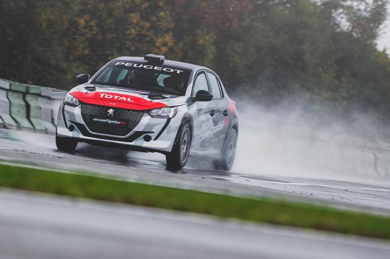 Φοβερά τα δικίνητα 208 Rally4