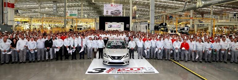 60 χρόνια παρουσίας στο Μεξικό συμπλήρωσε η Nissan