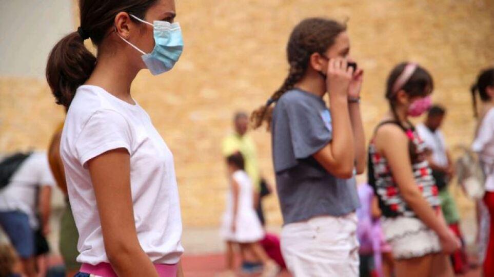 Σαρηγιάννης: Περιμένουμε 12.000 κρούσματα σε παιδιά μέχρι τέλος του έτους