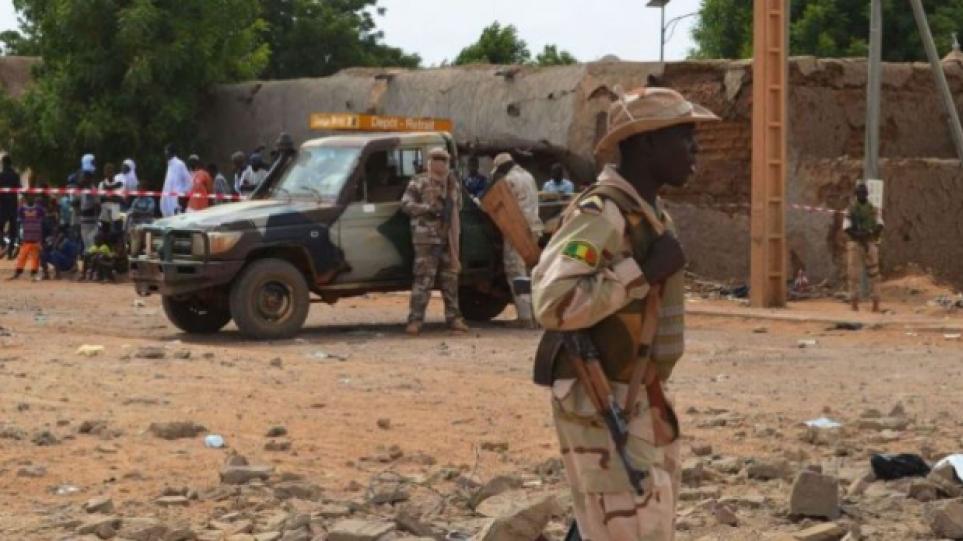 Μάλι: Δύο στρατιώτες νεκροί σε έκρηξη αυτοσχέδιας νάρκης κατά προσωπικού