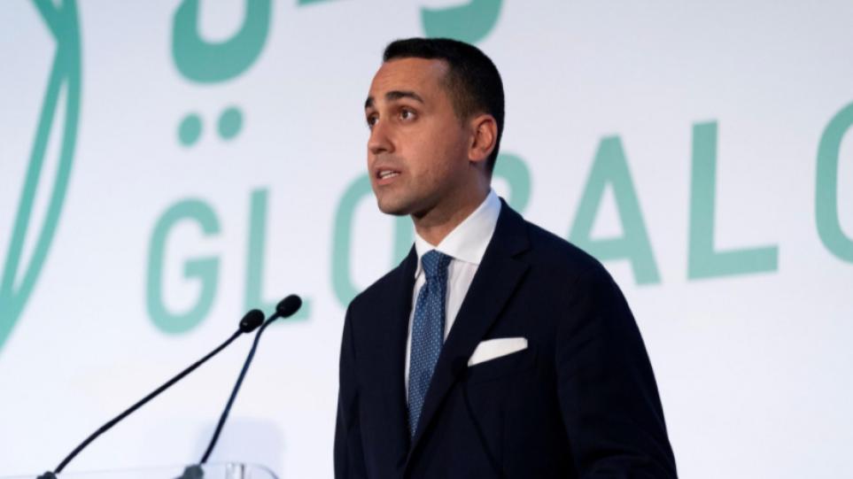 Ιταλία: Δεν αναγνωρίζει το καθεστώς των Ταλιμπάν – Πρέπει να προσφερθεί βοήθεια στους Αφγανούς, κρίνει ο Λουίτζι ντι Μάγιο