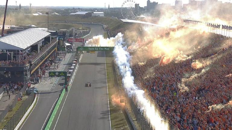 Αποθεώθηκε ο Max Verstappen στο Zandvoort της Ολλανδίας
