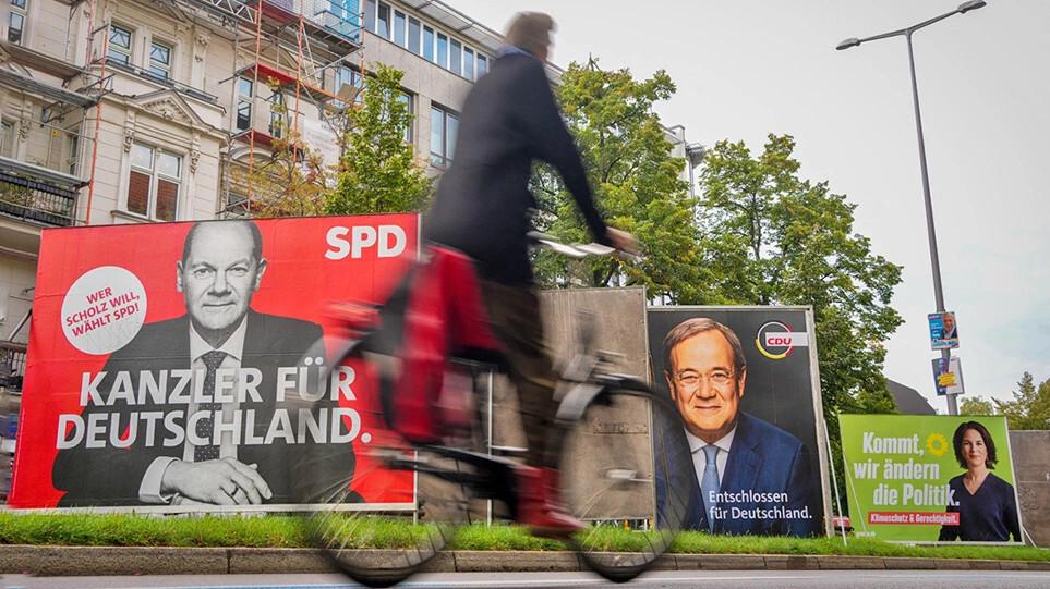 Γερμανικές εκλογές 2021: Η «χαρτογράφηση» της κάλπης σε αριθμούς – Πόσοι, ποιοι και ποιους ψηφίζουν