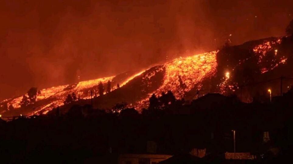 Λα Πάλμα: Βοήθεια ύψους 10,5 εκατομμυρίων ευρώ στους πληγέντες από την έκρηξη του ηφαιστείου