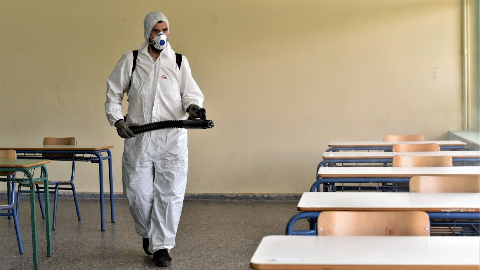 Κορωνοϊός: Στη Θεσσαλονίκη τα δύο πρώτα σχολικά τμήματα σε αναστολή λόγω κρουσμάτων