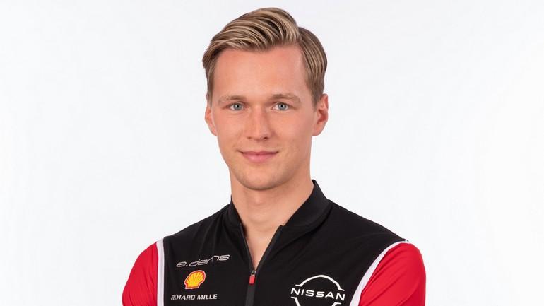 Ο νέος οδηγός της Nissan στην Formula E είναι Maximilian Guenther