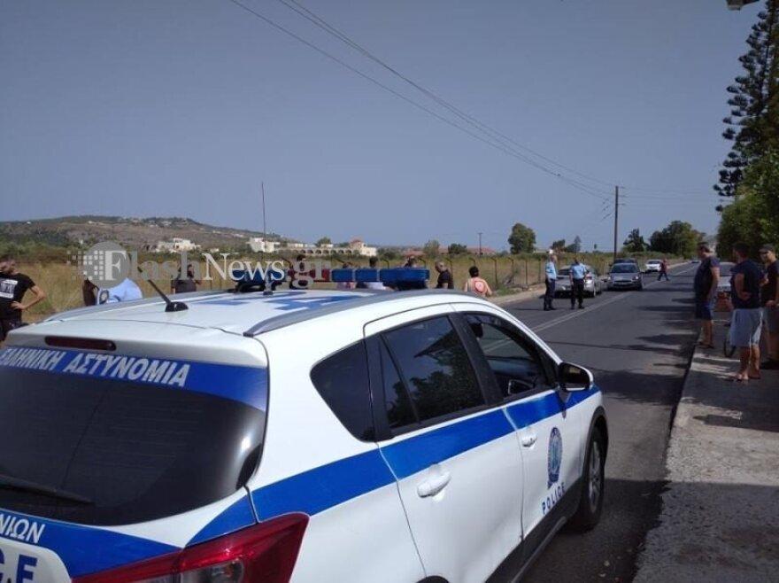 Χανιά: Τροχαίο ατύχημα με θύμα ντελιβερά – Τραυματίστηκε σοβαρά στο κεφάλι – Δείτε φωτογραφίες