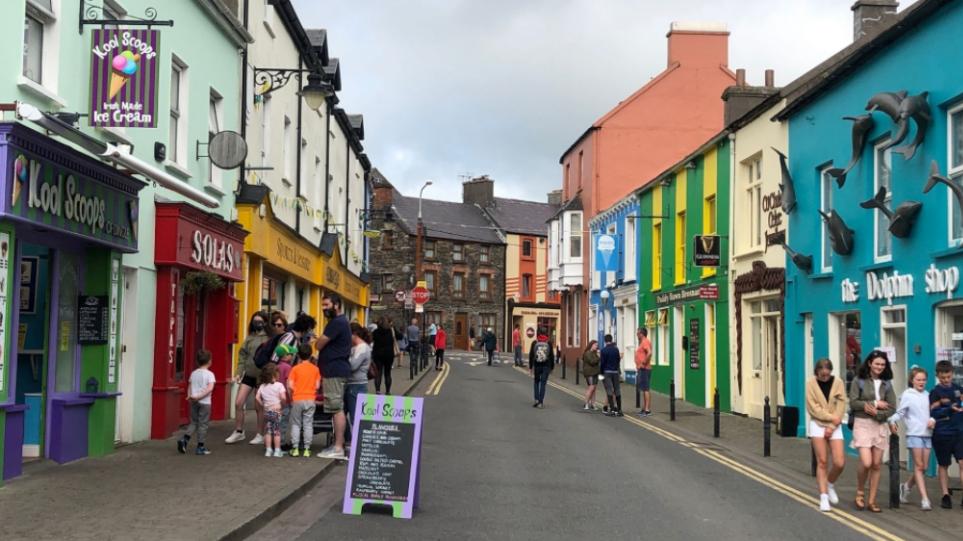 Ιρλανδία: Προς άρση όλων των περιοριστικών μέτρων τον Οκτώβριο – Έχουν εμβολιαστεί σχεδόν όλοι