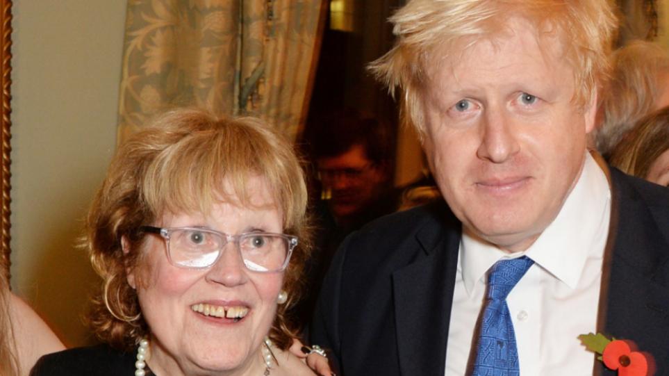 Βρετανία: Πέθανε σε ηλικία 79 ετών η μητέρα του πρωθυπουργού Μπόρις Τζόνσον