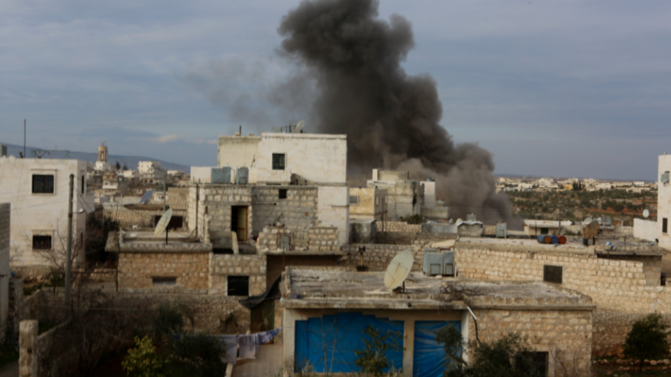 Συρία: Νεκροί 11 στρατιώτες προσκείμενοι στην Τουρκία στις επιδρομές της Πολεμικής Αεροπορίας της Ρωσίας – Δείτε βίντεο