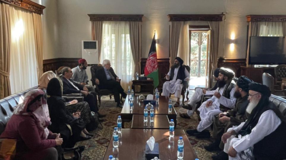 Αφγανιστάν: Οι Ταλιμπάν λένε πως ο ΟΗΕ υποσχέθηκε βοήθεια