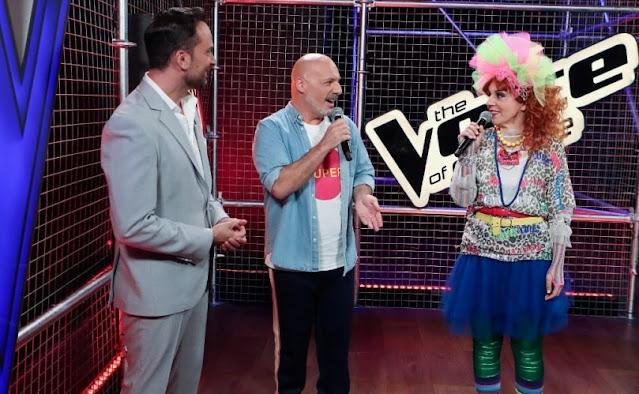 """Τι θα δούμε στις πρώτες blind auditions του """"The Voice"""" (trailer+photo)"""