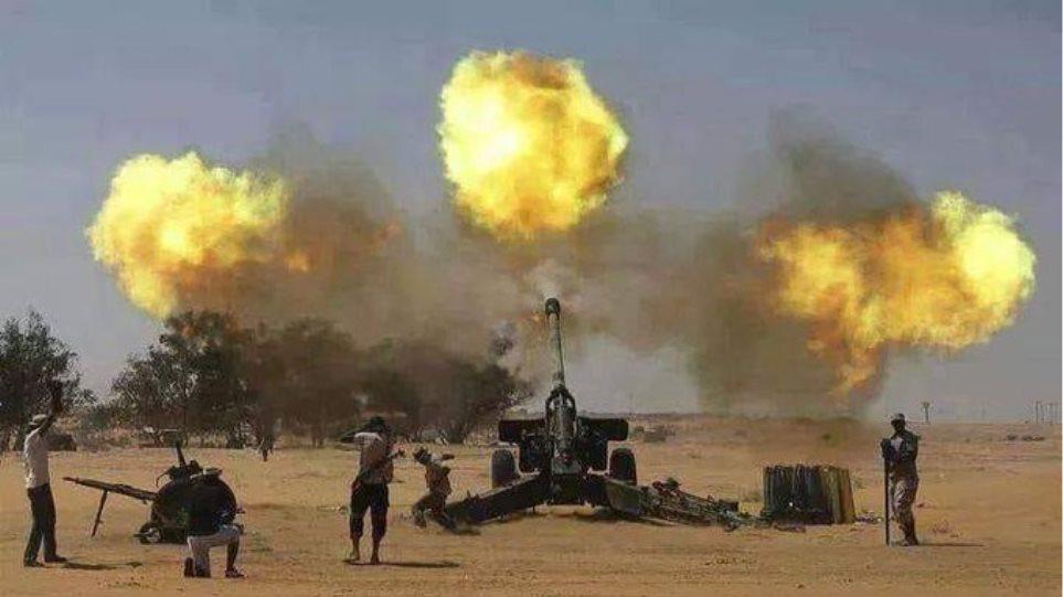 Λιβύη: Δύο ελικόπτερα των δυνάμεων του Χαφτάρ συνετρίβησαν στα νότια της χώρας