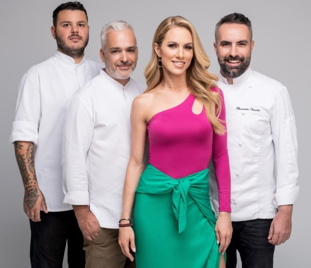 """Game of Chefs"" με τη Ν. Παπαδημητρίου: Από τη Δευτέρα 13 Σεπτεμβρίου καθημερινά στον ΑΝΤ1 (trailer+photo)"
