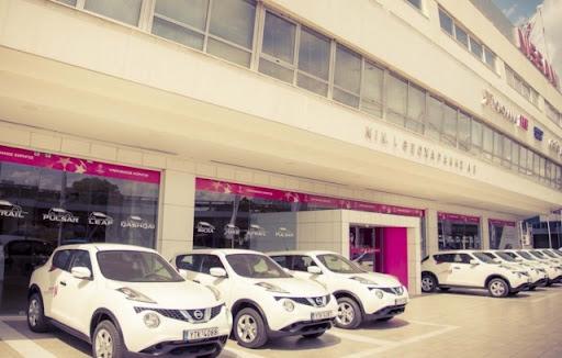 60 χρόνια συνεργασία της Nissan με την NΙΚ. Ι. ΘΕΟΧΑΡΑΚΗΣ Α.Ε