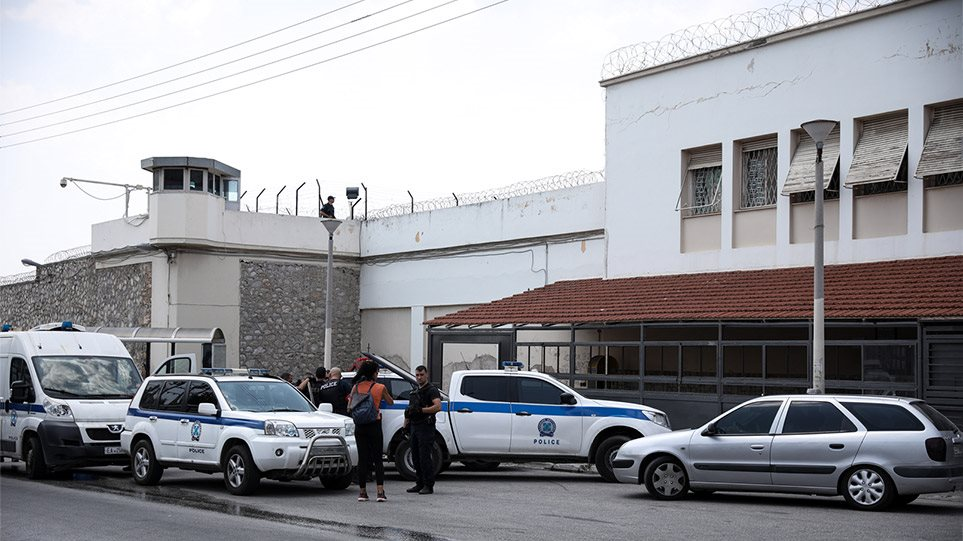 Απετράπη εισαγωγή ηρωίνης και κάνναβης στις φυλακές Κορυδαλλού τη Δευτέρα