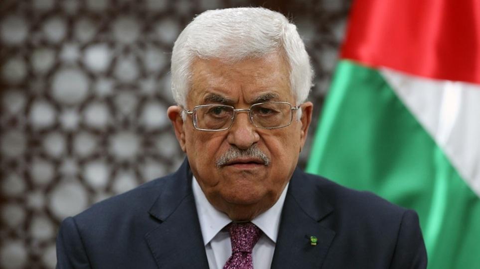 Τελεσίγραφο Αμπάς στο Ισραήλ: Έχετε έναν χρόνο για αποσυρθείτε από τα παλαιστινιακά εδάφη