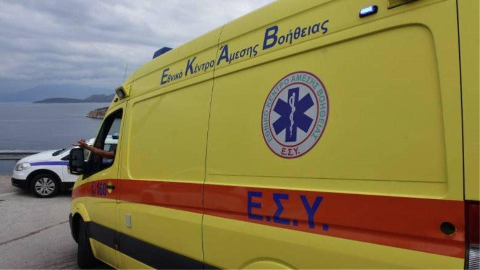 Κιλκίς: Ένας νεκρός και ένας τραυματίας σε σύγκρουση ΙΧ με φορτηγό