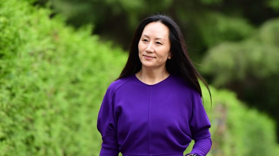 ΗΠΑ: Να «αναβληθούν» οι διώξεις κατά της οικονομικής διευθύντριας της Huawei Μενγκ Ουανγκζού