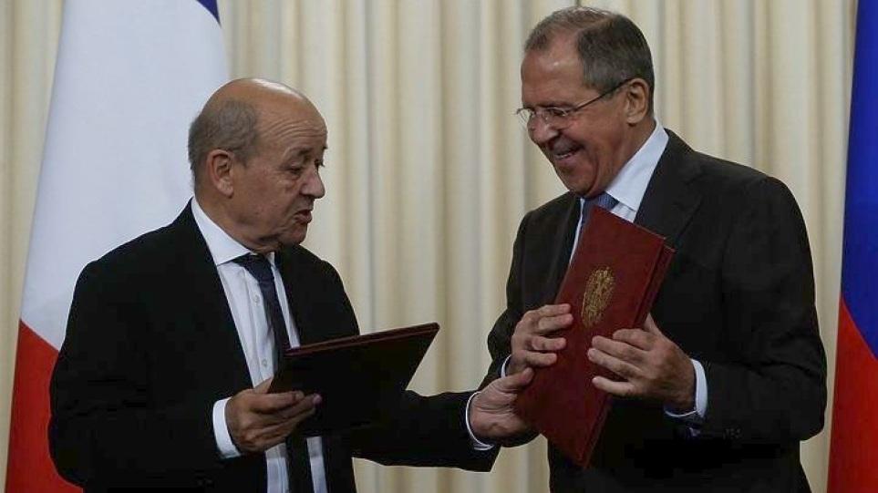 Το Παρίσι προειδοποιεί τη Μόσχα για την εμπλοκή των μισθοφόρων της εταιρείας «Βάγκνερ» στο Μάλι
