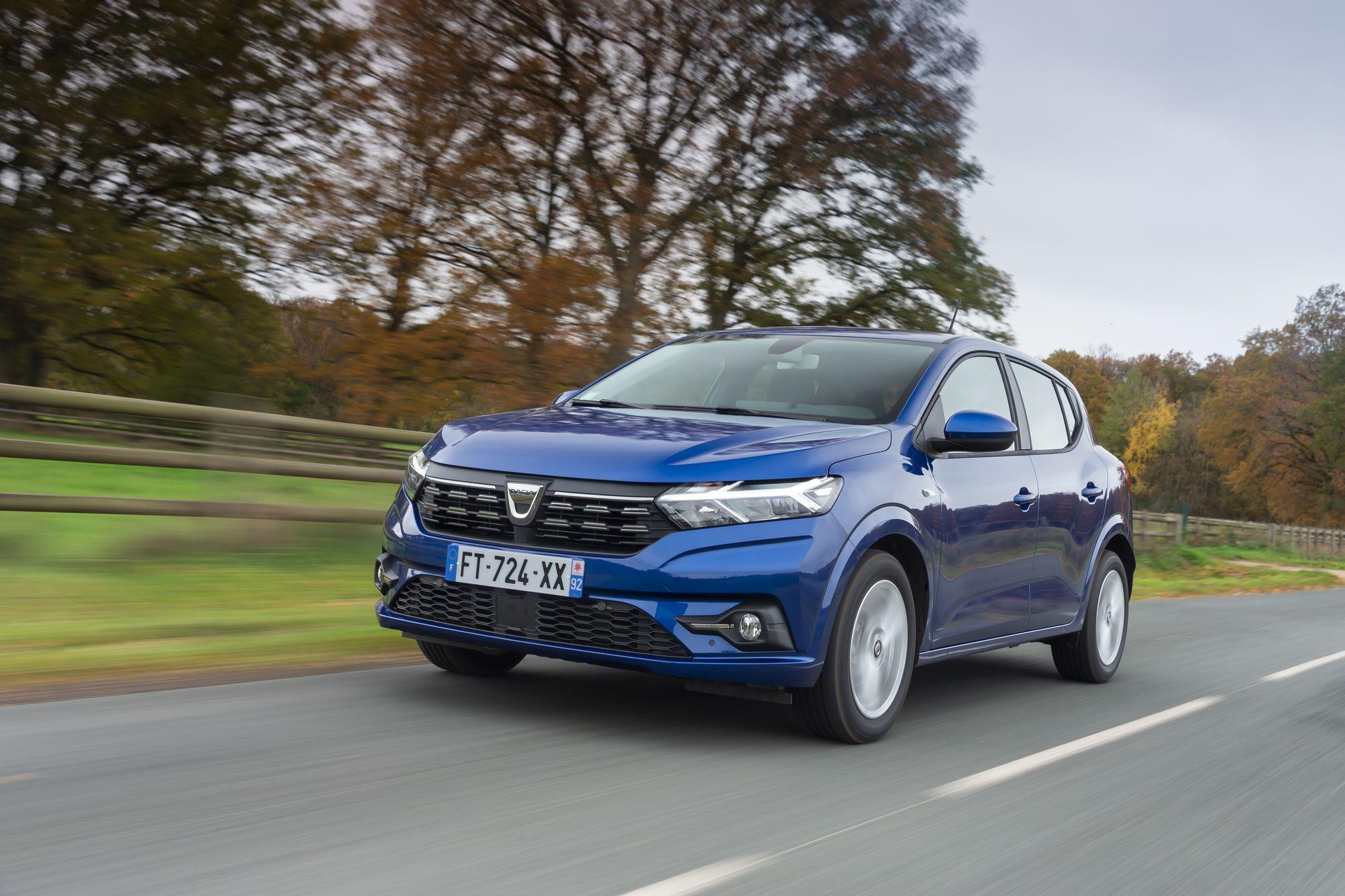 Απογειώθηκαν οι πωλήσεις του Dacia Sandero στην Ευρώπη
