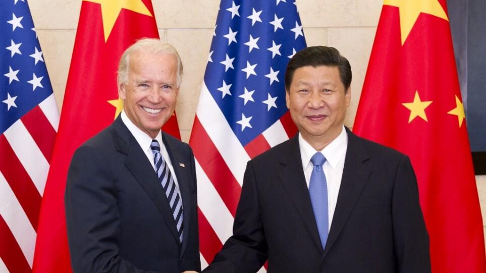 ΗΠΑ-Κίνα: «Άκυρο» στον Μπάιντεν από τον Σι Τζινπίνγκ για δια ζώσης σύνοδο κορυφής