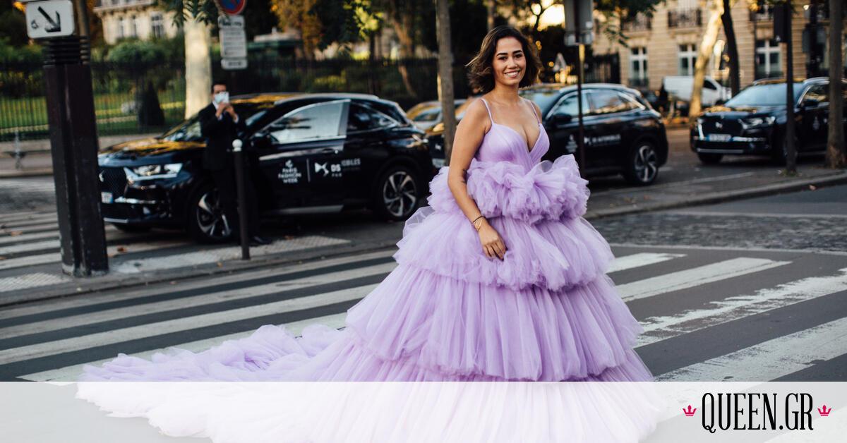 Οι ωραιότερες street style εμφανίσεις από την Εβδομάδα Μόδας στο Παρίσι για την Άνοιξη 2022
