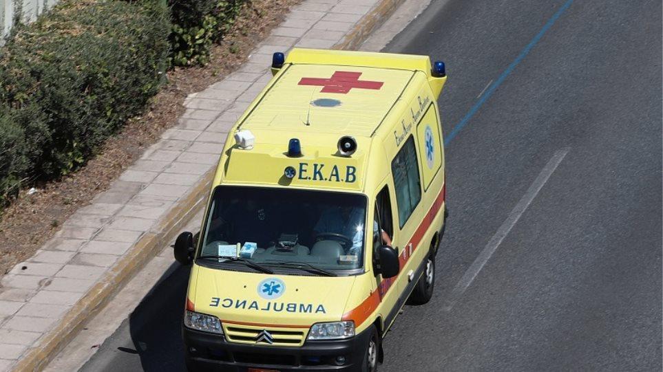 Ηράκλειο: Επεσε στα βράχια και τραυματίστηκε σοβαρά