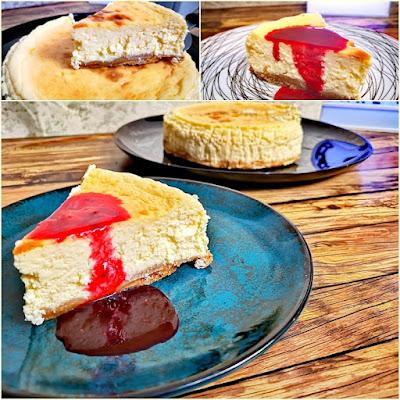 New York Cheesecake!!