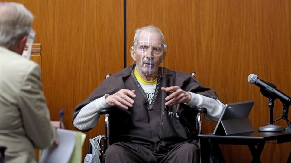 Ρόμπερτ Νταρστ: Στη φυλακή ο μεγιστάνας του real estate για τη δολοφονία της καλύτερής του φίλης