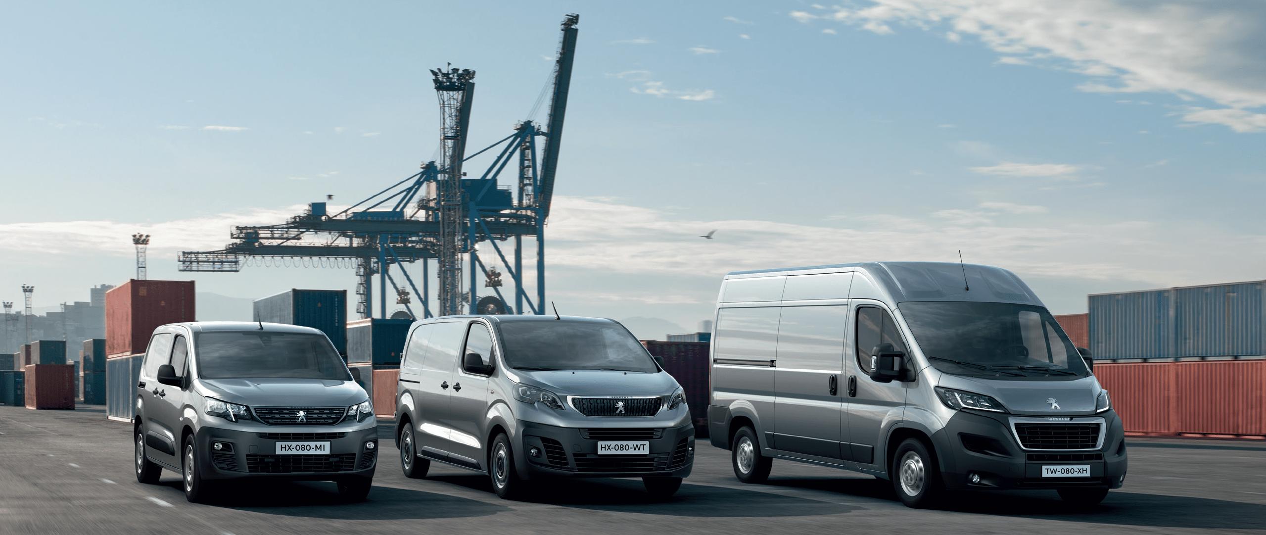 Πρωτιές για την Peugeot και στην αγορά ελαφρών επαγγελματικών !!!