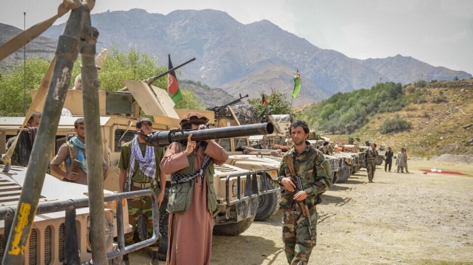 Αφγανιστάν:Οι Ταλιμπάν λένε πως κατέλαβαν τον πλήρη έλεγχο της κοιλάδας του Παντσίρ