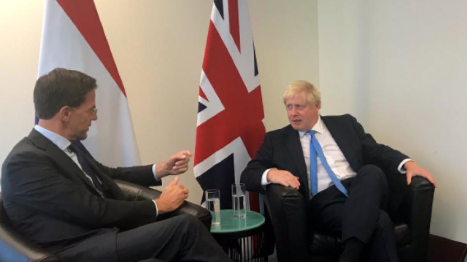 Ολλανδία: Πρόταση στη Βρετανία να συμμετάσχει στην αμυντική συμφωνία με την ΕΕ