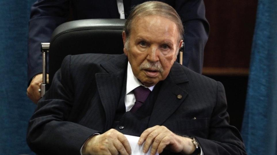 Αλγερία: Έφυγε από τη ζωή σε ηλικία 84 ετών ο πρώην πρόεδρος Αμπντελαζίζ Μπουτεφλίκα