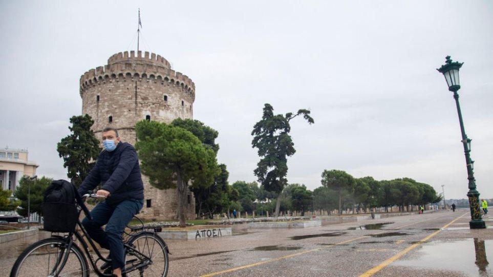 Συνεχίζεται η ήπια αυξητική τάση του ιικού φορτίου στα λύματα της Θεσσαλονίκης