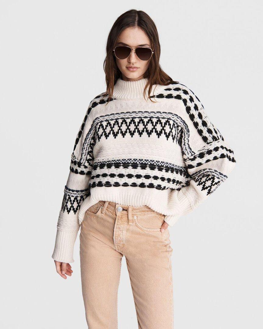 8 statement sweaters για να αντλήσεις έμπνευση για τις φθινοπωρινές εμφανίσεις σου