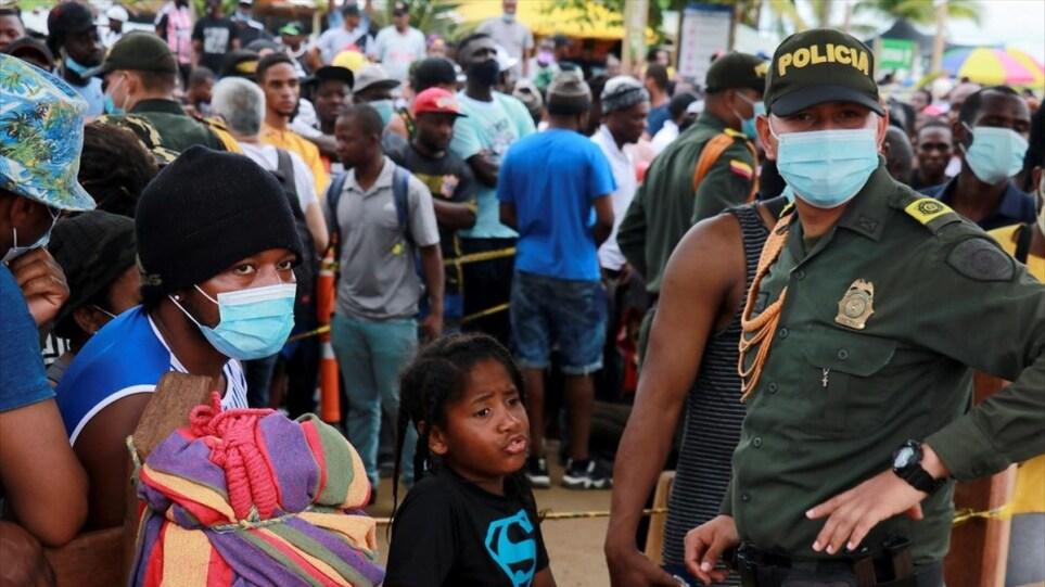 Παναμάς: Πάνω από 50 μετανάστες έχουν βρεθεί νεκροί φέτος στη ζούγκλα της Νταριέν