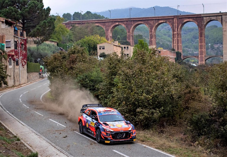 Στον τελευταίο αγώνα στο Rally Monza θα κριθούν οι τίτλοι για Οδηγούς και κατασκευαστές