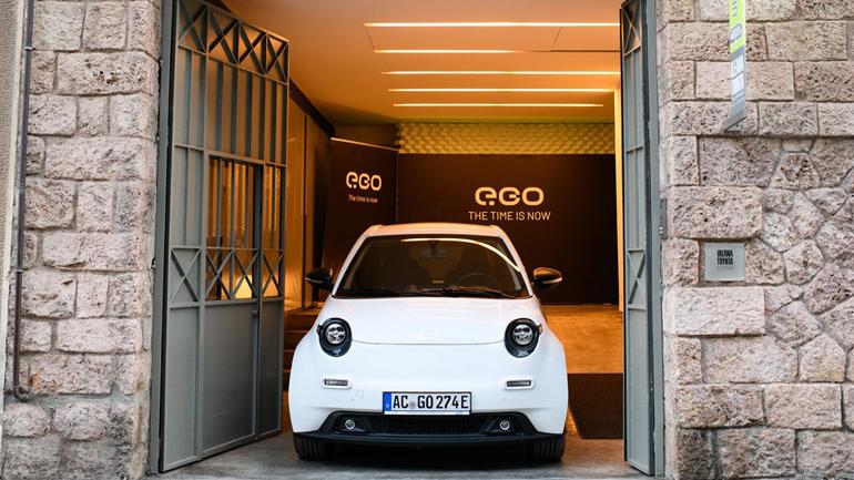 Ποια είναι τα σχέδια γερμανικής εταιρίας για την κατασκευή ηλεκτρικών αυτοκινήτων στην Ελλάδα