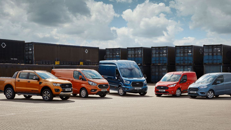 Αύξηση των πωλήσεων στα επαγγελματικά ανακοίνωσε η Ford-Ποια προτιμούν οι νέοι αγοραστές