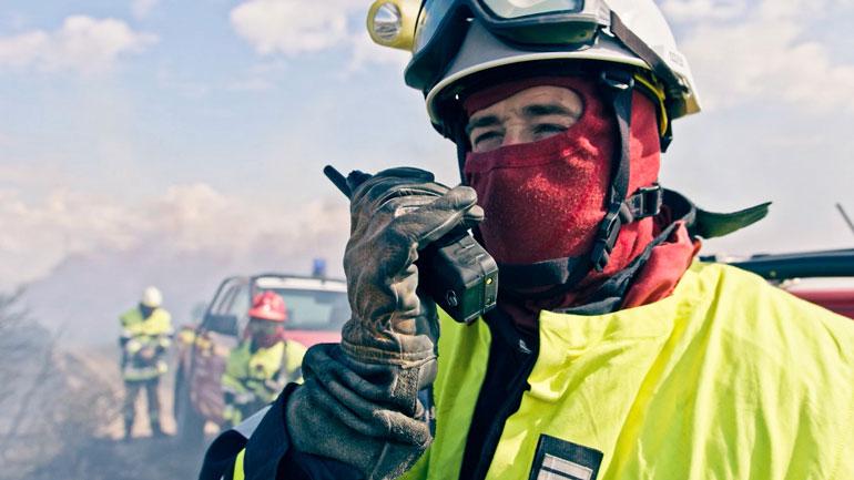 «Lifesavers» :Αψηφώντας τις φλόγες και σώζοντας ζωές!