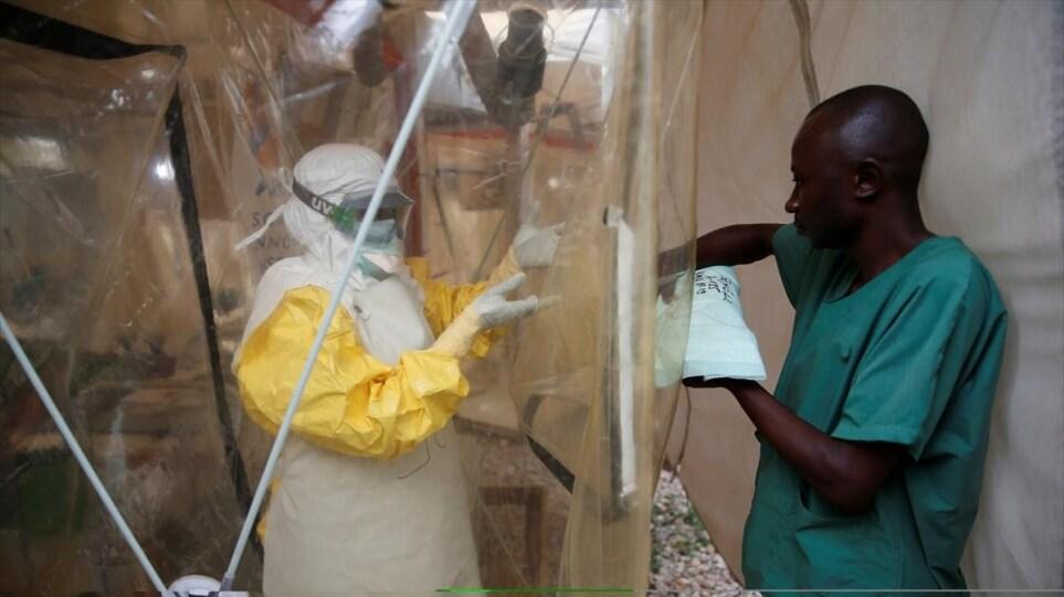 Τρία νέα κρούσματα Έμπολα στο Κονγκό