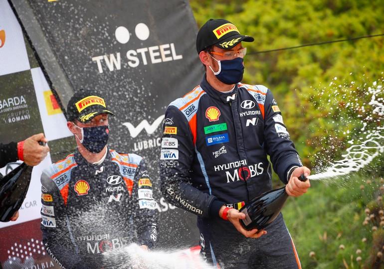O Dani Sordo και o Oliver Solberg θα μοιραστούν το 3ο εργοστασιακό αυτοκίνητο της Hyundai Motorsport