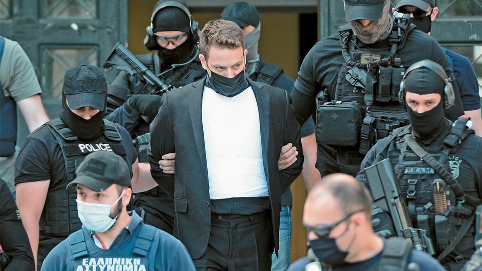 """Η κάμερα και το τηλέφωνο """"μίλησαν"""":  Ο Αναγνωστόπουλος δεν είχε συνεργό στη δολοφονία της Καρολάιν"""