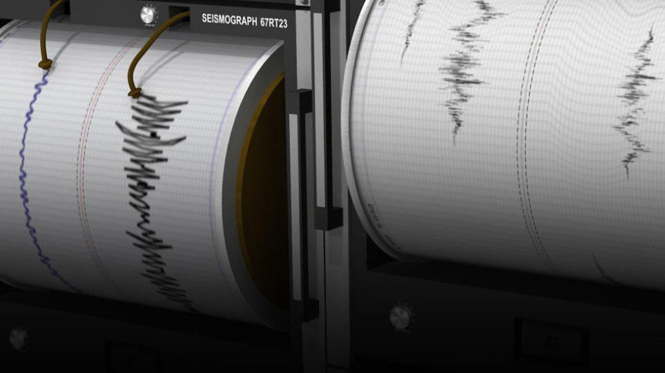 Σεισμός 4,5 βαθμώνστην Κάρπαθο μετά τα 6,3 Ρίχτερ στην Κρήτη