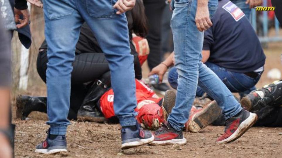 Ατύχημα σε πίστα motocross στα Γιαννιτσά: Συνελήφθησαν ο 16χρονος αναβάτης και ο υπεύθυνος τέλεσης του αγώνα